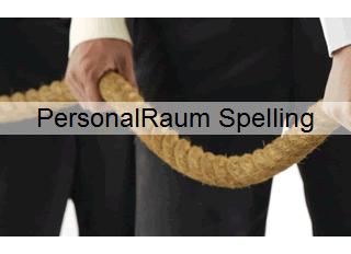 PersonalRaum Spelling