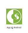 Logo von online-stellenmarkt.net App 4 Android